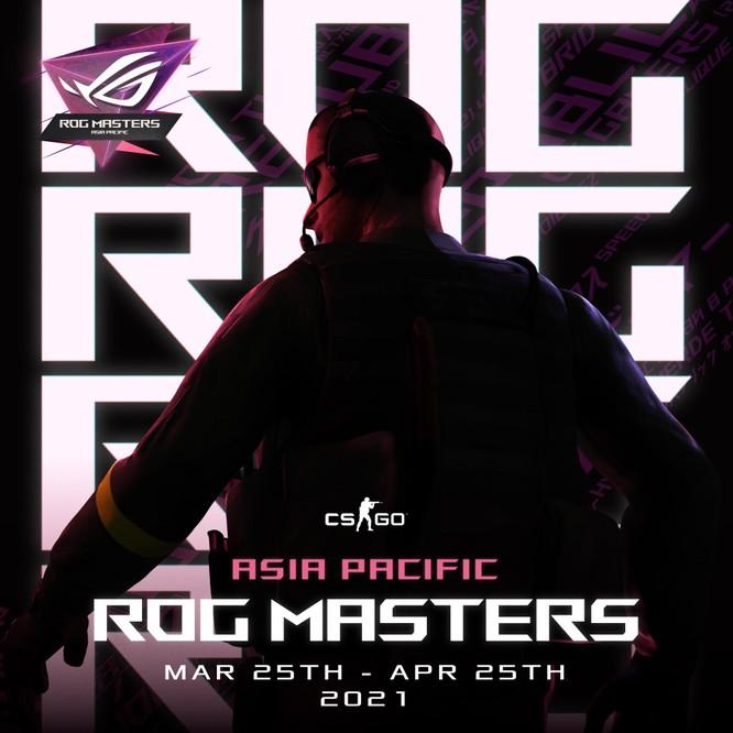 15 quốc gia tham dự giải đấu thể thao điện tử ROG Masters APAC Edition ảnh 1