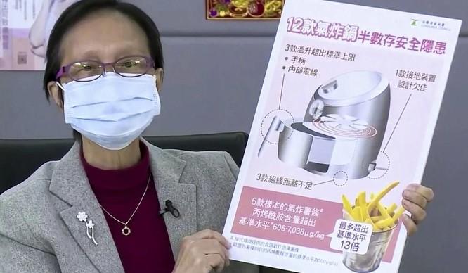 Nồi chiên không dầu có thể gây nguy cơ ung thư – Hội bảo vệ người tiêu dùng Hồng Kông cảnh báo ảnh 1