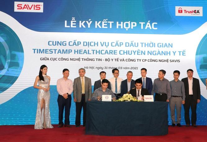 Ra mắt dịch vụ chứng thực điện tử cấp dấu thời gian đầu tiên tại Việt Nam ảnh 3