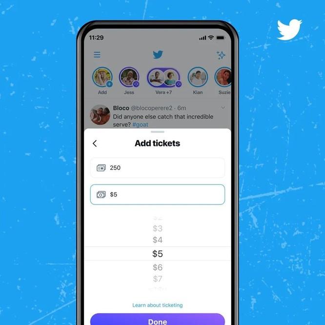 Twitter thử nghiệm tính năng cho phép người dùng kiếm tiền giống như YouTube ảnh 2