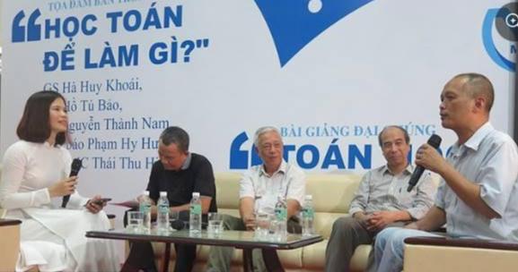 Dạy toán, học toán ở Việt Nam khác gì ở Mỹ, Singapore? ảnh 1