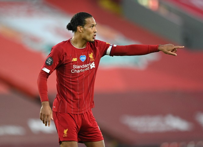 Virgil Van Dijk: Nhân tố không thể thiếu của Liverpool ảnh 1