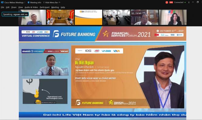 """Dự kiến đến 2024, Việt Nam sẽ nằm trong top đầu ĐNÁ về tỷ lệ ứng dụng """"nhân lực số"""" ngành ngân hàng ảnh 1"""
