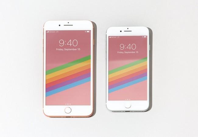 iPhone 8 và iPhone 8 Plus (Businessinsider)