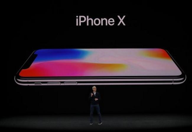 iPhone X (Ảnh Getty)