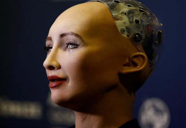 Chân dung Sophia - công dân robot đầu tiên trên thế giới ảnh 2