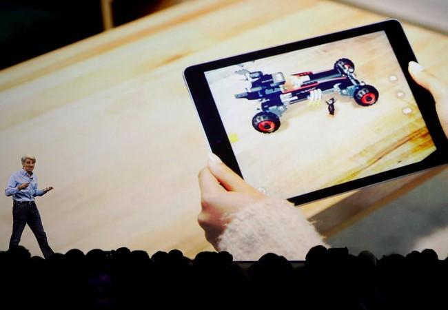 Tai nghe thực tế tăng cường sẽ là sản phẩm nổi bật tiếp theo của Apple? ảnh 2