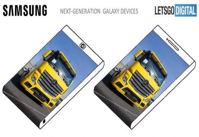 Điện thoại tương lai của Samsung có màn hình ở cả mặt trước và sau ảnh 3