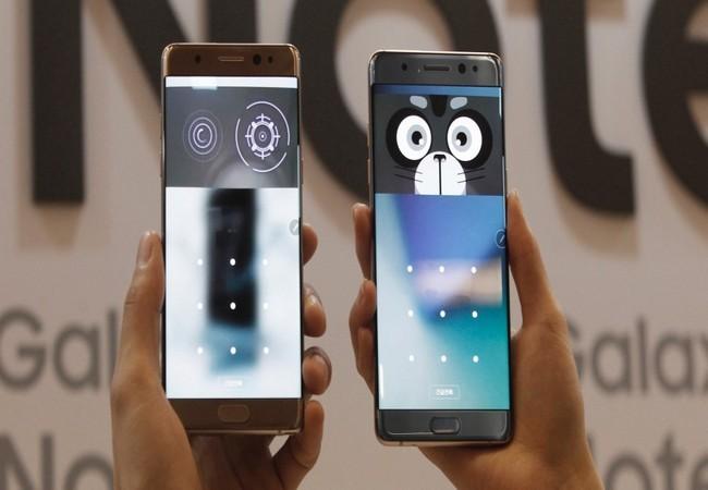 Điện thoại tương lai của Samsung có màn hình ở cả mặt trước và sau ảnh 4