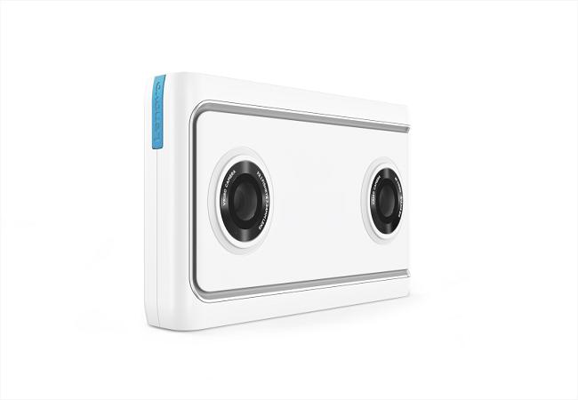 Lenovo Mirage Solo – smartphone trong hình hài của một bộ tai nghe VR ảnh 1