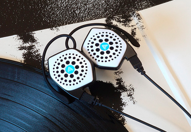 Những dòng tai nghe không dây được giới thiệu tại CES 2018 ảnh 11