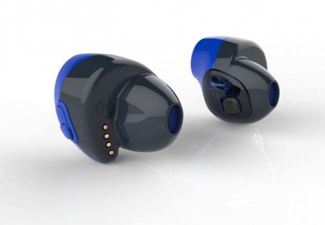 Những dòng tai nghe không dây được giới thiệu tại CES 2018 ảnh 15