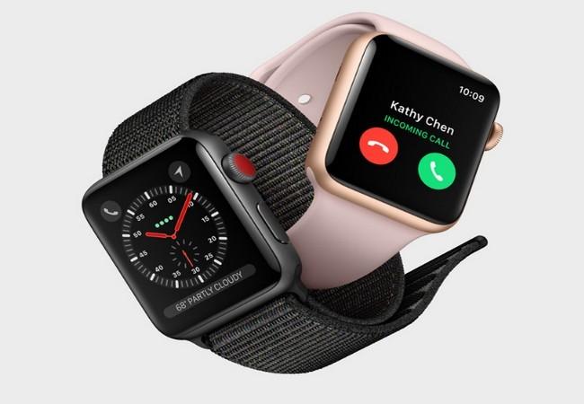 Apple Watch 3 và Apple Watch 1: Bạn nên chọn đồng hồ nào? ảnh 2