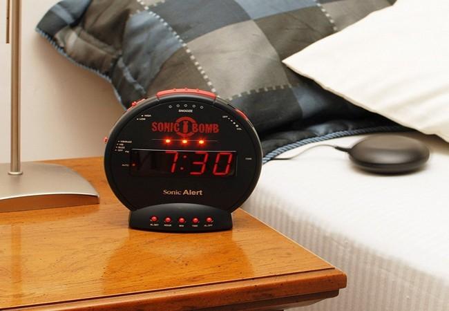 7 giải pháp công nghệ giúp báo thức hiệu quả cho những người ngủ say ảnh 1