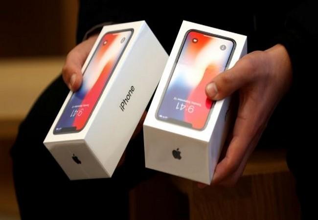 iPhone X lọt top điện thoại bán chạy nhất ảnh 1