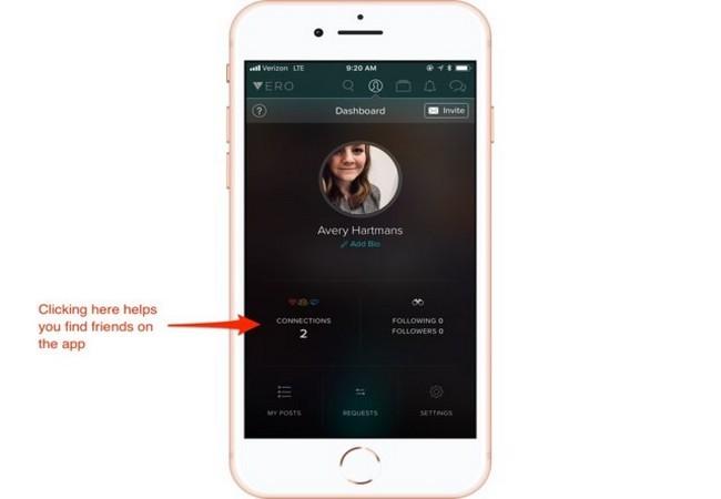 Có gì đặc biệt với Vero - Ứng dụng số một trên App Store đang làm điên đảo giới trẻ? ảnh 3