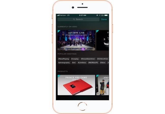 Có gì đặc biệt với Vero - Ứng dụng số một trên App Store đang làm điên đảo giới trẻ? ảnh 6