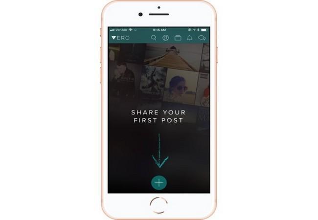Có gì đặc biệt với Vero - Ứng dụng số một trên App Store đang làm điên đảo giới trẻ? ảnh 2