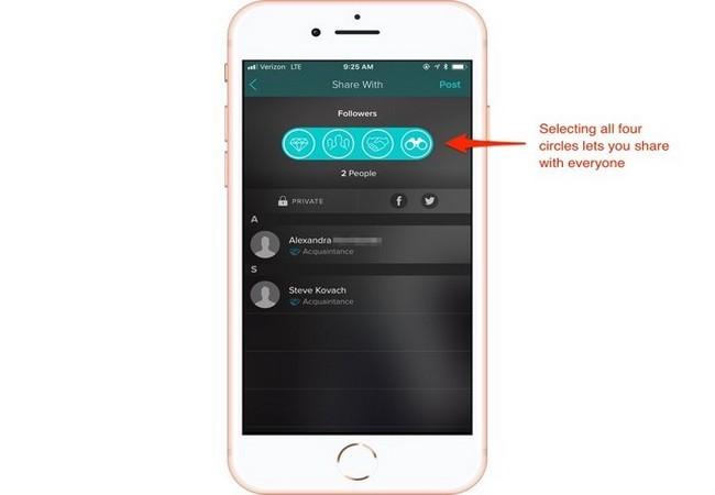 Có gì đặc biệt với Vero - Ứng dụng số một trên App Store đang làm điên đảo giới trẻ? ảnh 16