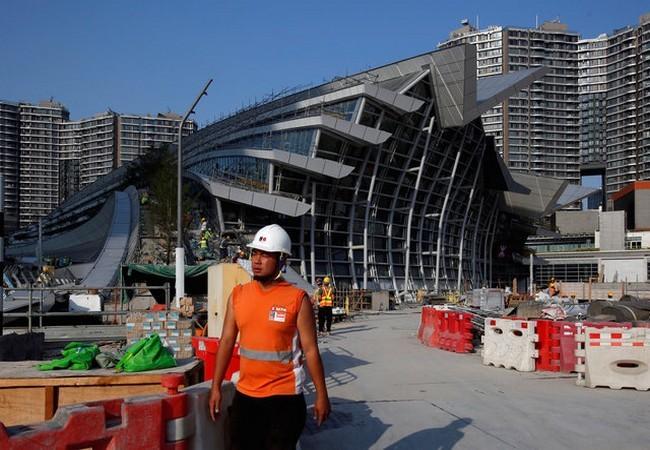 Trung Quốc đang xây dựng mạng lưới đường sắt lớn nhất thế giới ảnh 10