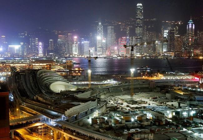 Trung Quốc đang xây dựng mạng lưới đường sắt lớn nhất thế giới ảnh 16