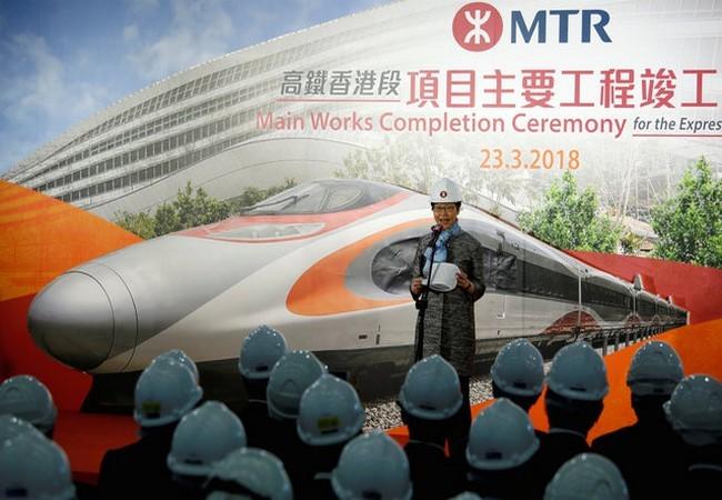 Trung Quốc đang xây dựng mạng lưới đường sắt lớn nhất thế giới ảnh 9