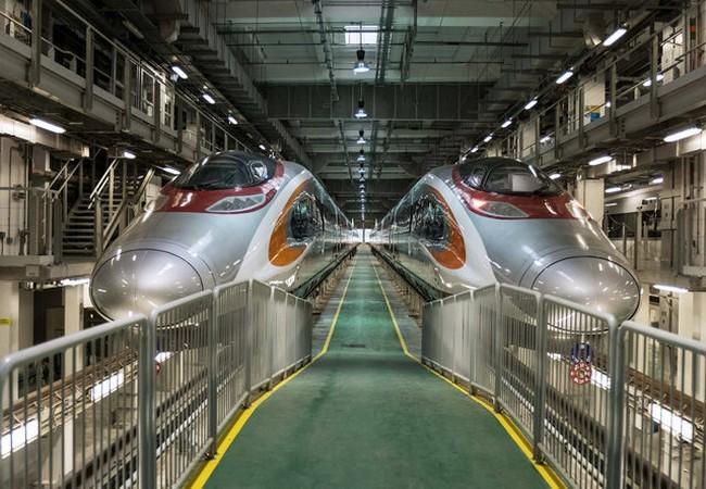Trung Quốc đang xây dựng mạng lưới đường sắt lớn nhất thế giới ảnh 2