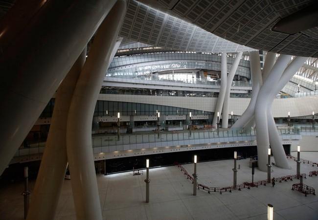 Trung Quốc đang xây dựng mạng lưới đường sắt lớn nhất thế giới ảnh 11