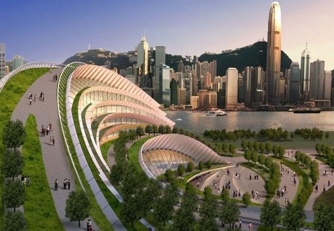 Trung Quốc đang xây dựng mạng lưới đường sắt lớn nhất thế giới ảnh 14