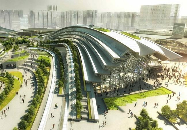 Trung Quốc đang xây dựng mạng lưới đường sắt lớn nhất thế giới ảnh 5