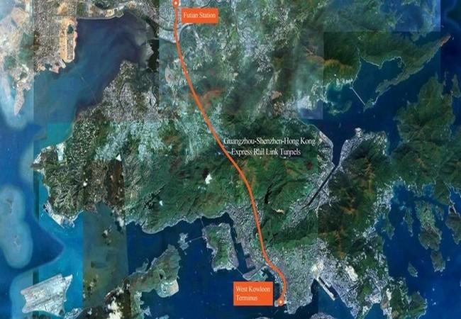 Trung Quốc đang xây dựng mạng lưới đường sắt lớn nhất thế giới ảnh 1