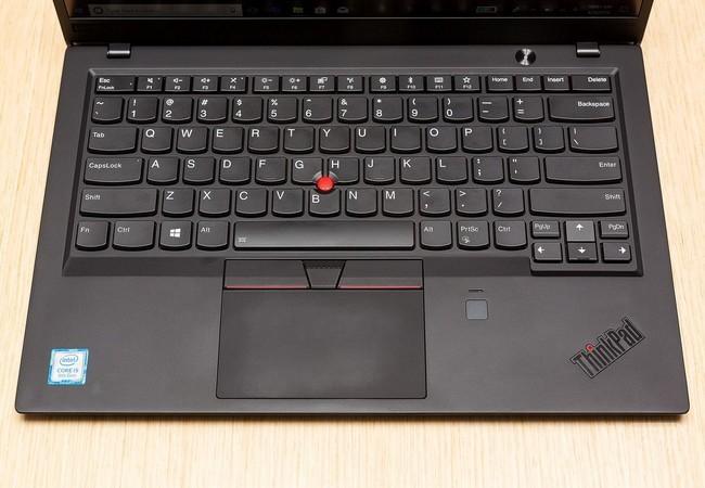 Đánh giá ThinkPad X1 Cacbon 2018: Laptop cho giới doanh nhân ảnh 1