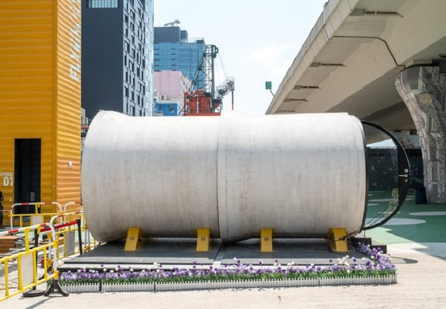 Độc đáo những ngôi nhà ống cống 10m2 – giải pháp hiệu quả về nhà ở cho thành phố đắt đỏ nhất thế giới ảnh 15