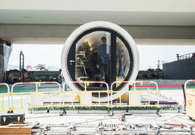 Độc đáo những ngôi nhà ống cống 10m2 – giải pháp hiệu quả về nhà ở cho thành phố đắt đỏ nhất thế giới ảnh 14