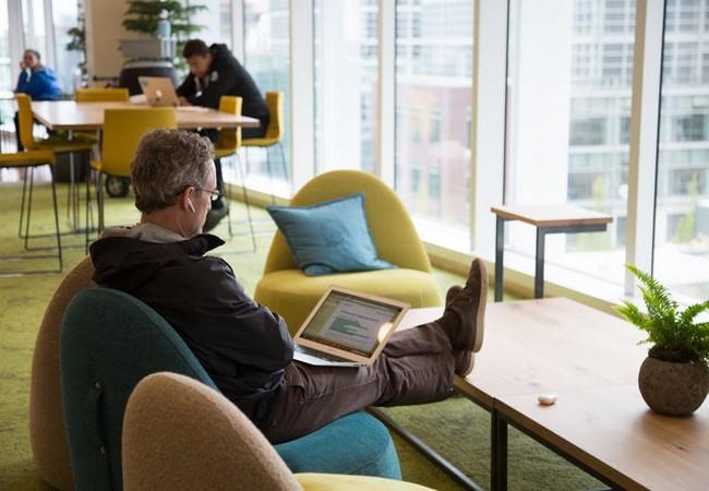 Kỳ lạ: nhân viên công ty Salesforce chỉ muốn làm việc tại văn phòng, không muốn về nhà ảnh 10