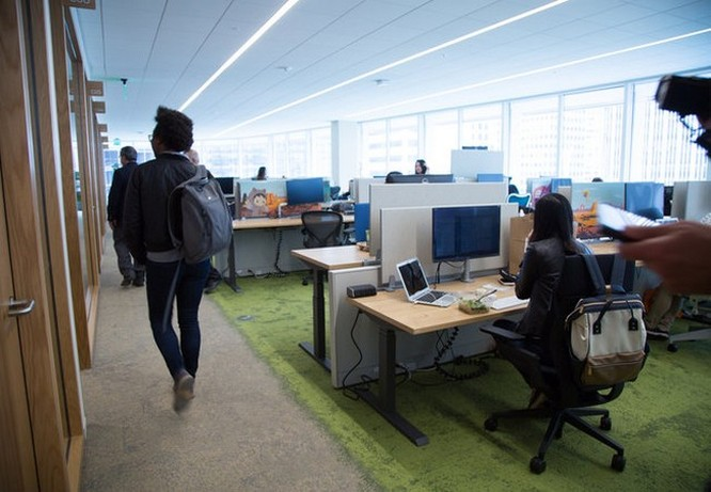 Kỳ lạ: nhân viên công ty Salesforce chỉ muốn làm việc tại văn phòng, không muốn về nhà ảnh 5
