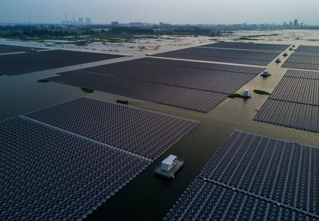 """Khám phá những nhà máy điện """"xanh"""" lớn nhất thế giới ảnh 12"""