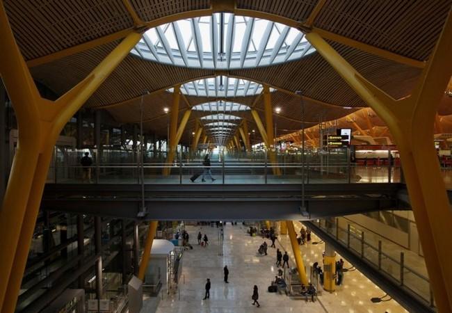 Chiêm ngưỡng 14 sân bay đẹp nhất thế giới ảnh 1
