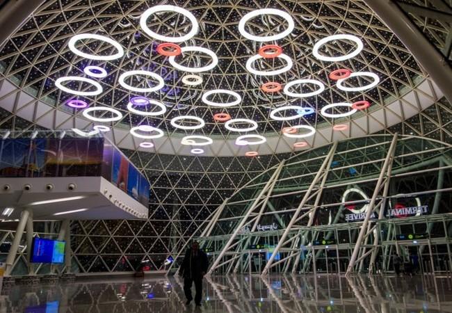 Chiêm ngưỡng 14 sân bay đẹp nhất thế giới ảnh 12
