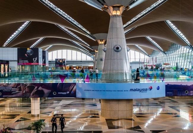 Chiêm ngưỡng 14 sân bay đẹp nhất thế giới ảnh 4
