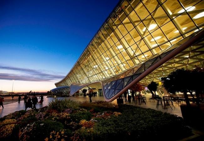 Chiêm ngưỡng 14 sân bay đẹp nhất thế giới ảnh 6