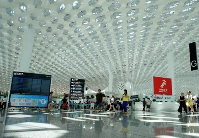 Chiêm ngưỡng 14 sân bay đẹp nhất thế giới ảnh 7