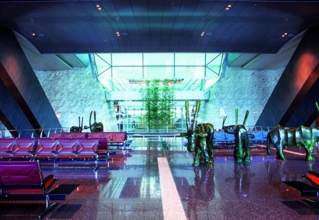 Chiêm ngưỡng 14 sân bay đẹp nhất thế giới ảnh 9