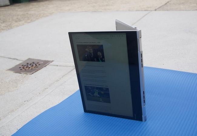 Đánh giá nhanh laptop Lenovo Yoga Book 730 ảnh 4
