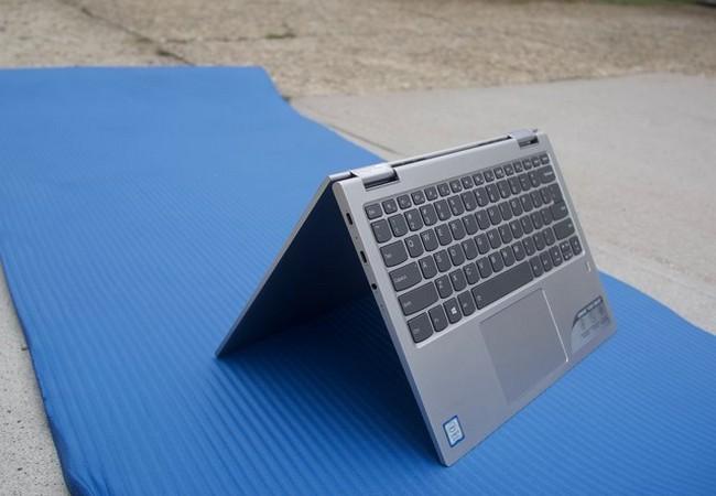 Đánh giá nhanh laptop Lenovo Yoga Book 730 ảnh 2