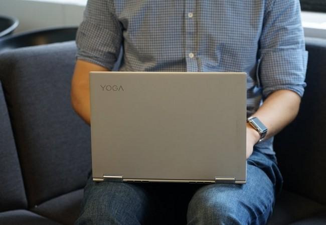 Đánh giá nhanh laptop Lenovo Yoga Book 730 ảnh 7