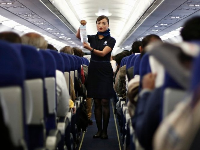 Phi công khuyến cáo về những điều hành khách nên lưu ý khi bay ảnh 6