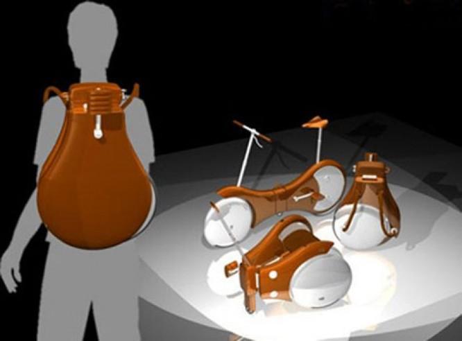 15 thiết kế xe đạp độc đáo và sáng tạo nhất có thể bạn chưa biết ảnh 2