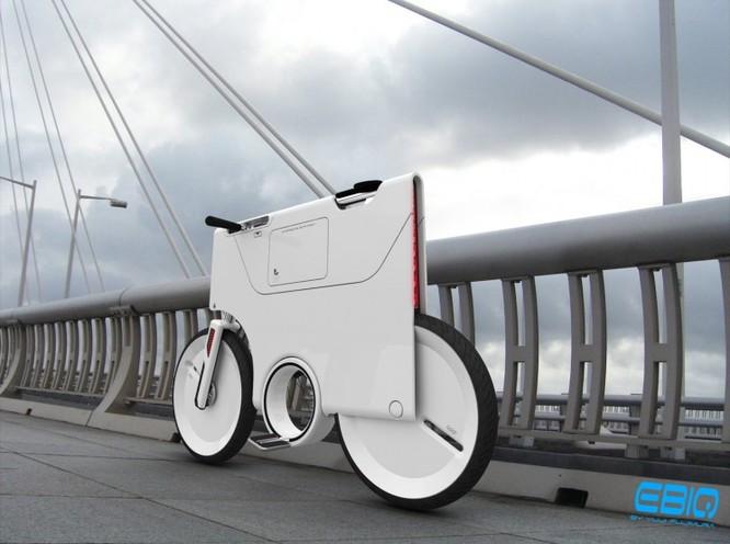 15 thiết kế xe đạp độc đáo và sáng tạo nhất có thể bạn chưa biết ảnh 7