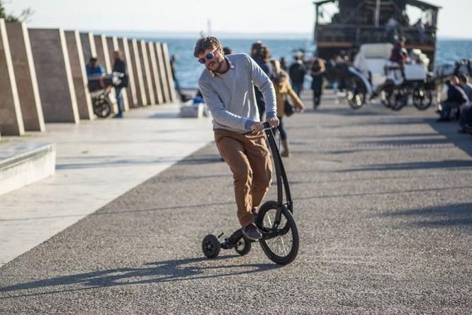 15 thiết kế xe đạp độc đáo và sáng tạo nhất có thể bạn chưa biết ảnh 4
